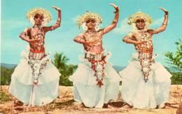 Asie > (Sri Lanka )  Kandyan Dancers  CEYLON ( Editions : Ceylon Pictorials CP-43) *PRIX FIXE - Sri Lanka (Ceylon)