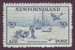 Newfoundland # C15 VF MH - 1908-1947