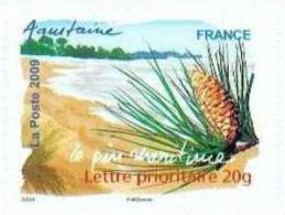 France 2009 - Aquitaine, Pin Maritime /Aquitaine, Maritime Pine - MNH - Bäume