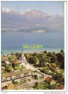 LAC D´ ANNECY  -  SEVRIER  -  Vue Générale  Et La Tournette - N° G 492 - France