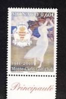 Monaco Centenaire Du Monté Carlo Golf Club - Golf