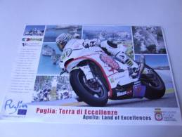 Alt220 Poster Calendario Motomondiale 2012, Pirro, Moto, Puglia, Estoril, Le Mans, Assen, Mugello, Laguna Seca, Brno - Sport