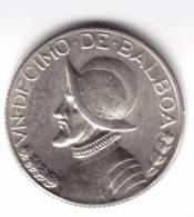 @Y@     Panama 1/10 Balboa   1980   (C537) - Panama