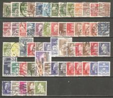 DK08 - DANIMARCA - Lotticino 1905/1983 - (o) - Lotes & Colecciones