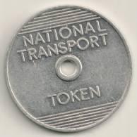 Great Britain - National Transport  3 Pence  -Transport  Token - Regno Unito