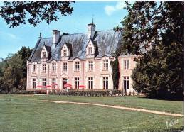 ONZAIN (41) HOTEL DOMAINE DE SEILLAC CARTE VIERGE - France