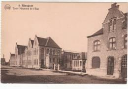 Nieuwpoort, Nieuport Ecole Moyenne De L'état (pk8251) - Nieuwpoort