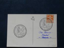 A2271  CP  OBL. 1941 - Lettres & Documents