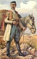 Réf : A -13- 1223  :  Costumes Yougoslaves V. Meneghello-Dincic - Yougoslavie