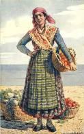 Réf : A -13- 1225  :  Costumes Yougoslaves V. Meneghello-Dincic - Yougoslavie