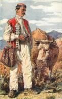 Réf : A -13- 1229  :  Costumes Yougoslaves V. Meneghello-Dincic - Yougoslavie