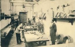 St. Ghislain - Ecole Provinciale Des Arts Et Métiers - Atelier De Plomberie-zinguerie - Saint-Ghislain