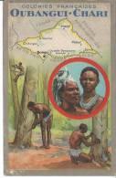OUBANGUI CHARI - Colonies Françaises - Centrafricaine (République)
