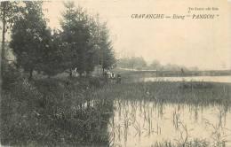 "CPA FRANCE 90 ""Cravanche, Etang Pangon"" - France"