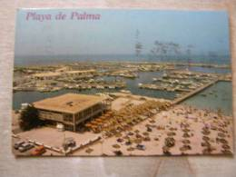 Espana  Mallorca - Playa De Palma - Club Nautico     D93114 - Mallorca