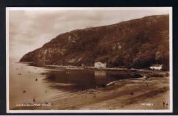 RB 913 - Real Photo Postcard - Llanbedrog Head - Caernarvonshire Wales - Caernarvonshire