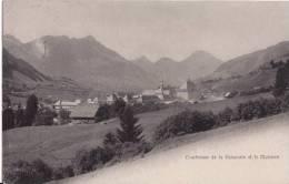 CHARTREUSE DE LA VALSAINTE ET LE MOLESON, 1904 - FR Fribourg