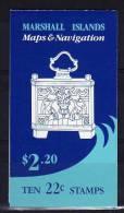 Marshall Islands - 1985 - $2.20 Booklet - Mint - Marshall