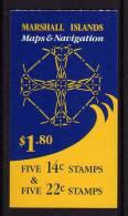 Marshall Islands - 1985 - $1.80 Booklet - Mint - Marshall