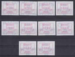 België, 28 **, 01.00-10.00 (ATM001) - ATM - Frama (vignette)