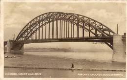 Nieuwe Waalbrug - Nijmegen