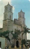 CPSM Mexique - The CATHEDRAL  Valladolid, Yucatan   L1187 - Mexico