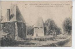 CRASVILLE LA ROCQUEFORT - Entrée Du Château - Pavillons De La Cour D'Honneur - Non Classés