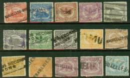 TR - Stempels ! - 1915-1921