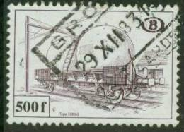 TR 454 Gestempeld ! - 1952-....