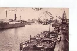 PAS DE CALAIS - Calais - Le Port - Calais