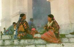 Amérique > GUATEMALA - Indigenas De CHICHICASTENANGO  -El Quiché ( Native Indians) *PRIX FIXE - Guatemala
