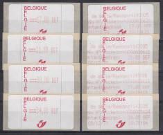 België, 39 S1 **, 143005 Oudenaarde 1 (ATM001) - ATM - Frama (vignetten)