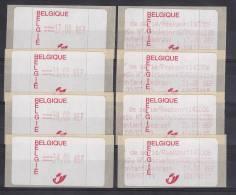 België, 39 S1 **, 143006 Brussel 4 (ATM001) - ATM - Frama (vignetten)