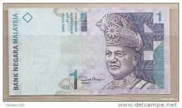 Malesia - Banconota Non Circolata Da 1 Ringgit - 2000 - - Malesia