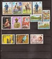 CENTRAFRIQUE  Lot De Timbres Oblitérés    (ref 524 ) - Stamps
