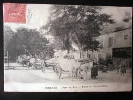 BOURRON PAVE DU ROY ROUTE DE FONTAINEBLEAU - Autres Communes