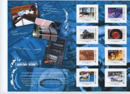 FRANCE Collector L'imprimerie Des Timbres De La Poste - Collectors
