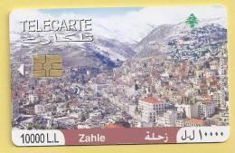 LIBAN  Zahle - Liban