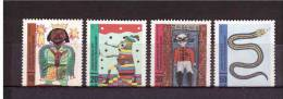 1971 GERMANY  Design Of Child MIchel Cat N° 660/63  Absolutely Perfect MNH ** - Childhood & Youth