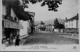"""ASCAIN  /PLACE DE L""""EGLISE      /LOT 544 - France"""