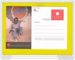 POSTAL STATIONERY PORTUGAL & AFRICA Child Chirldren - Postal Stationery