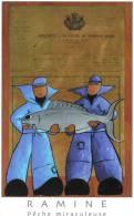 D 29. Brest  RAMINE  Pêche Miraculeuse Trés Beau Plan - Brest