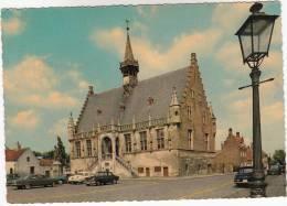 Damme, Stadhuis (pk8342) - Damme