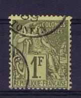 Colonies Francaises:  Cochinchine  59 Tonkin