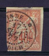 Colonies Francaises:  Inde 34