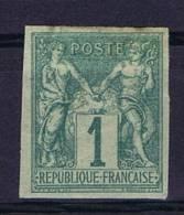 Colonies Francaises: Yv Nr 24 Used Obl - Sage