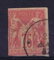 Colonies Francaises: Yv Nr 28 Used Maury Cat Valeur € 130