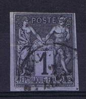 Colonies Francaises: Yv Nr 37 Used Obl
