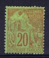 Colonies Francaises: Yv Nr 52 MH/*