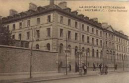 2490A ST  BRIEUC   TIMBRE   1920  VERSO - Saint-Brieuc